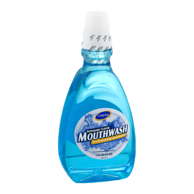 CareOne Mouthwash Peppermint Flavor