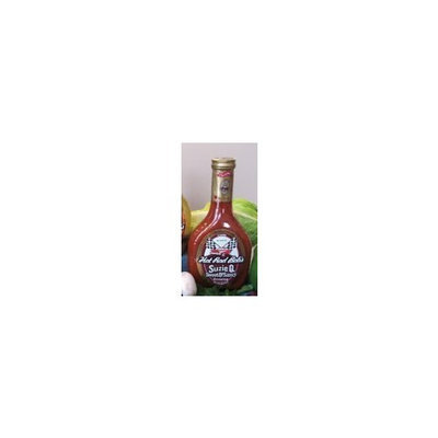 Hot Rod Bob's Suzie Q Sweet & Sassy Gluten Free Salad Dressing 3 Pack