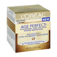L'Oréal Paris Age Perfect for Mature Very Dry Skin Day/Night Cream Moisturizer
