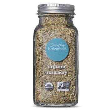 Simply Balanced Organic Whole Rosemary 1.5oz