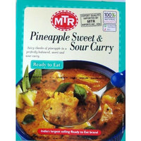 MTR PINEAPPLE SWEET N SOUR CURRY (Ready To Eat)
