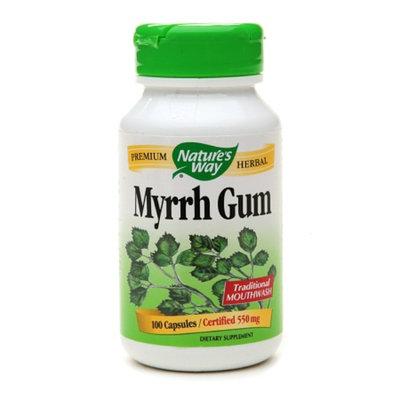 Nature's Way Myrrh Gum 550mg