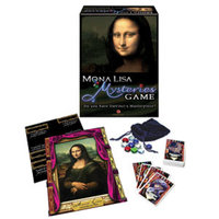 Winning Games Mona Lisa Mysteries Game Ages 12+