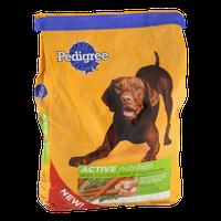 Pedigree® Active Nutrition Dog Food Chicken, Rice & Vegetables