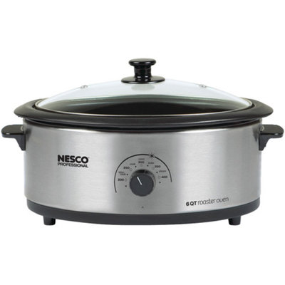 Nesco 6-Quart Non-Stick Roaster Oven