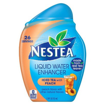 Nestlé Waters North America Inc. Nestea Ice Tea with Peach Liquid Water Enhancer 1.76 oz