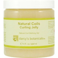 Darcy's Botanicals Natural Coils Curling Jelly - 8 oz