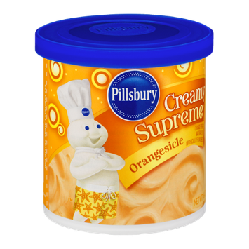 Pillsbury Creamy Supreme Orangesicle Frosting