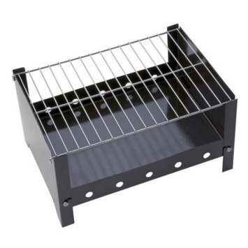 Rome Industries 6977 Mini Folding Grill Orto Collection