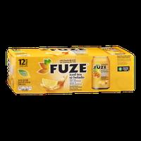 FUZE Iced Tea Half Tea Half Lemondde - 12 PK