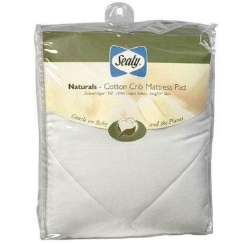 Naturals Crib Mattress Pad by Sealy
