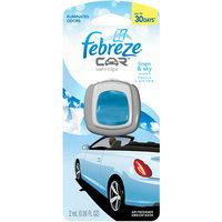 Febreze Car Vent Clips Linen & Sky Air Freshener