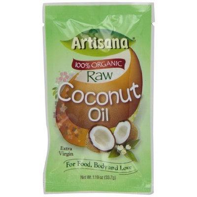 Artisana Organics Raw Coconut Oil, 1.19 Ounce (Pack of 10)