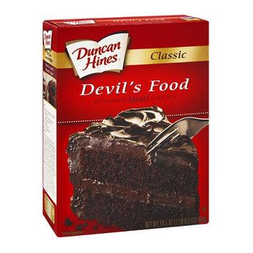 Duncan Hines Classic Cake Mix Devil's Food