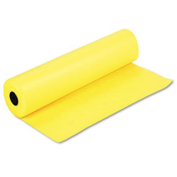 Pacon Creative Products Pacon Spectra ArtKraft Duo-Finish Paper, Canary Yellow