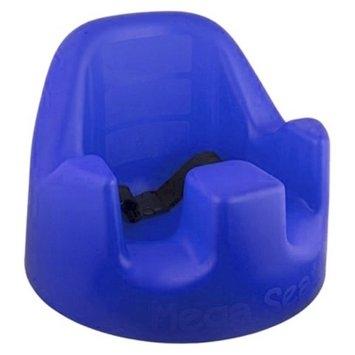 Mega Seat Infant Floor Seat with Belt - Blue