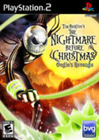 Capcom Nightmare Before Christmas: Oogies Revenge