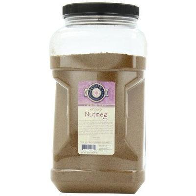 Spice Appeal Nutmeg Ground, 80-Ounce Jar