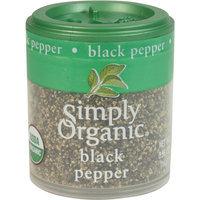 Simply Organic Certified Organic Pepper Black Medium Grind