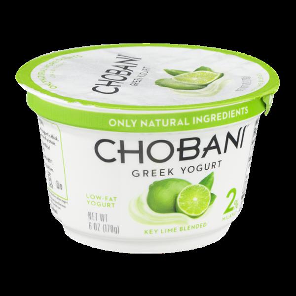 Chobani® Greek Yogurt Key Lime