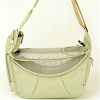 Snoozer Pet Products Cross-Body Pet Carrier Fabric: Seagrass