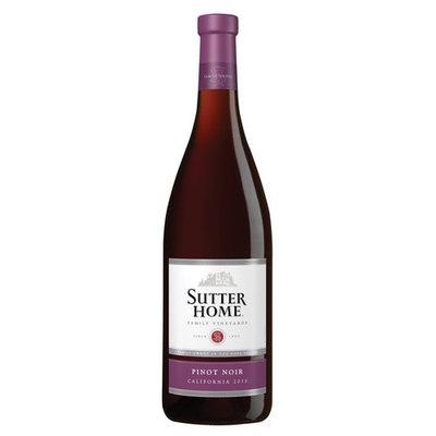 Sutter Home Pinot Noir Wine, 750ml