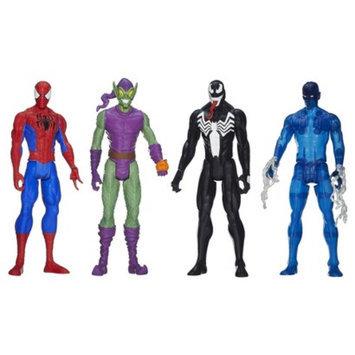 Spiderman Marvel Ultimate Spider Man Titan Hero Series Spider Man Vs. Villains