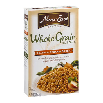 Near East Whole Grain Blends Roasted Pecan & Garlic