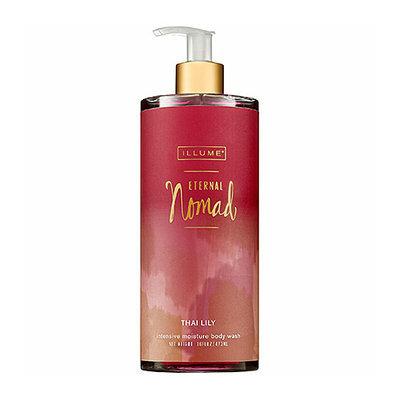 Illume Eternal Nomad Intensive Moisture Body Wash  Thai Lily 16 oz