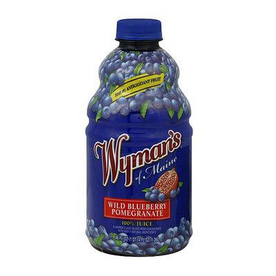 Wyman's Of Maine Wild Blueberry Pomegranate Juice