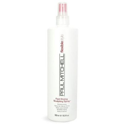 Paul Mitchell Fast Dry Sculpting Spray, 16.9 Ounce