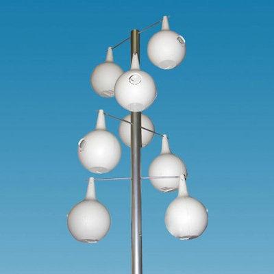 Heath 30208 - 19' Heavy Duty Aluminum Pole