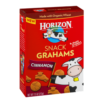 Horizon Snack Grahams Cinnamon