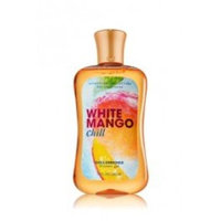 Bath & Body Works white mango chill shower gel 10 fl oz bath and body works