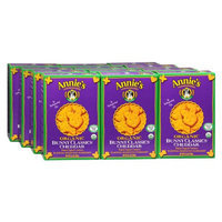 Annie's Homegrown Organic Bunny Classics Crackers 12 Pack