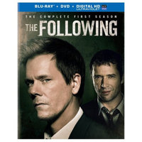 The Following: The Complete First Season (Blu-ray + DVD + Digital HD) (Widescreen)