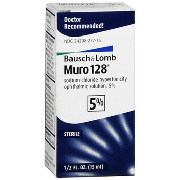 Muro 128 5% Sterile Opthalmic Solution