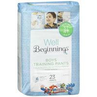 Walgreens Premium Training Pants Boy 3T/4T