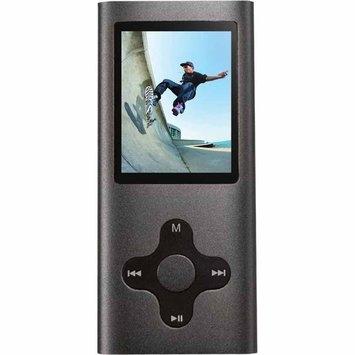 Eclipse - 4GB* Video Mp3 Player - Gunmetal