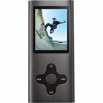 Eclipse - 4GB* Video Mp3 Player - Gunmetal