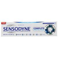 Sensodyne Complete Toothpaste - 3.4 oz