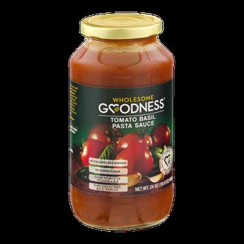 Wholesome Goodness Tomato Basil Pasta Sauce