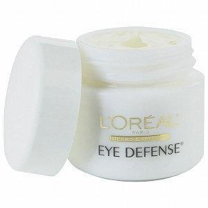 L'Oréal Eye Defense Gel Cream
