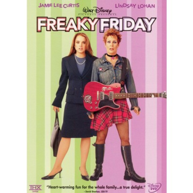 Disney Freaky Friday (Widescreen, Fullscreen) (Dual-layered DVD)