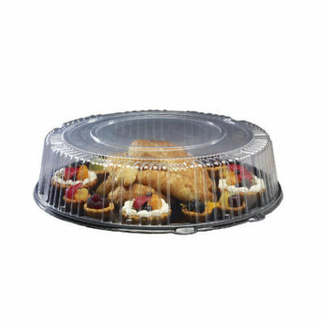 WNA Comet Round Catering Tray with Dome Lid
