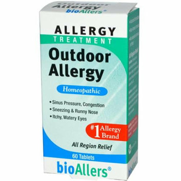 Bio-Allers Outdoor Allergy Treatment 60 Tablets