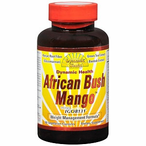 Dynamic Health African Bush Mango with Irvingia