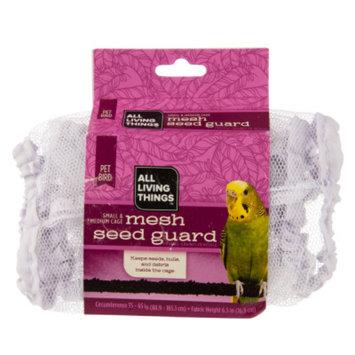 All Living ThingsA Bird Cage Mesh Seed Guard