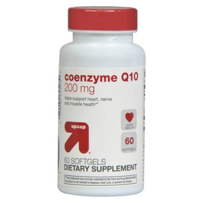 up & up up&up CoQ10 200 mg Softgels - 60 Count