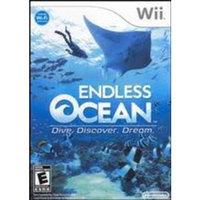Endless Ocean [Wii Game]